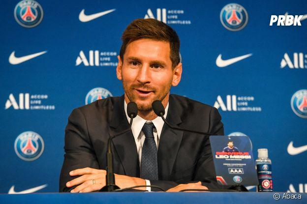 Lionel Messi au PSG : Ligue des Champions, Barcelone... résumé de sa conférence de presse
