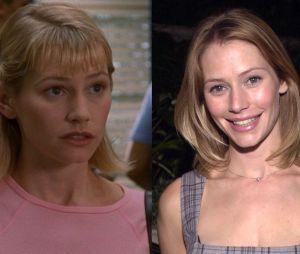 Meredith Monroe dans Dawson vs dans la vie