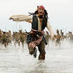 Johnny Depp ... Jack Sparrow est en lui