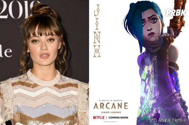 Arcane : la série adaptée de League of Legends dévoile son casting
