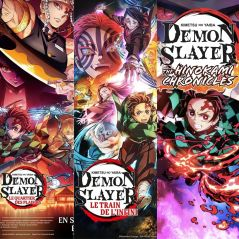 Demon Slayer : saison 2, film et jeu vidéo, découvrez les dates de sortie