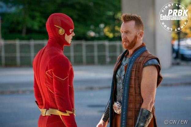 The Flash saison 8 : Barry face à Despero incarné par Tony Curran