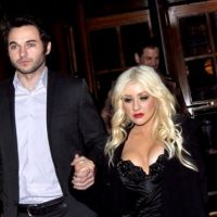 Christina Aguilera ... Jamais sans Matt Rutler, son nouveau mec