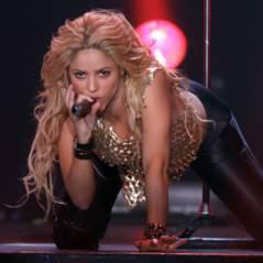 Shakira en concert à Paris-Bercy le mardi 14 juin 2011