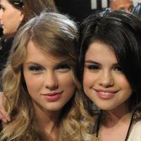 Taylor Swift et Selena Gomez super potes ... Taylor la trouve ''sincère''