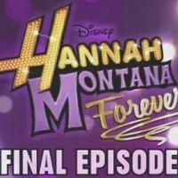 Hannah Montana ... c'est la fin de la série avec le dernier épisode aujourd'hui ... bande annonce