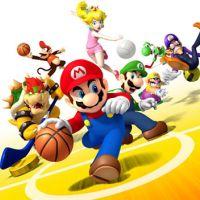 Mario Sports Mix sur Wii ... avant la sortie le 28 janvier 2011 ... bande annonce
