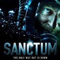 Sanctum 3D nouveau film de James Cameron ... Le spot TV américain