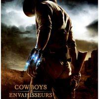 Daniel Craig et Olivia Wilde dans Cowboys & Envahisseurs ... une nouvelle affiche française