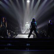 Usher était en concert à Paris-Bercy hier soir ... et Purefans News y était ... photos