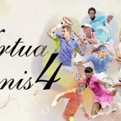 Virtua Tennis 4 ... finalement sur PS3, Xbox 360 et Wii ... bande annonce