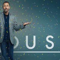 Dr House saison 8  ... seul Hugh Laurie a signé