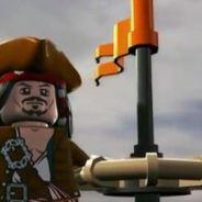 LEGO Pirates des Caraïbes ... Les premières images en vidéo