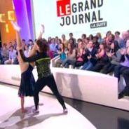 Charlotte Le Bon ... Elle montre ses fesses dans une nouvelle météo sexy et drôle (vidéo)