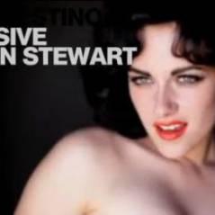 Kristen Stewart ... Les coulisses de son shooting sexy avec Mario Testino pour Vogue