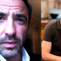 Nikos Aliagas ... dans les coulisses de son interview avec Ashton Kutcher (vidéo)
