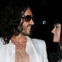 Russell Brand ... Il souhaite une joyeuse Saint Valentin à sa femme ... Katy Perry