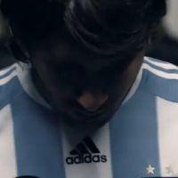 Lionel Messi ... Sa nouvelle pub pour Adidas (vidéo)