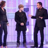 Justin Bieber à Paris ... Il drague Sandrine Quétier sur le plateau de 50 mn Inside (vidéo)