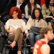 Bieber, Rihanna, Beyoncé ... Toutes les stars étaient au NBA All Star Game 2011 (photos)