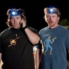 Paul avec Simon Pegg et Nick Frost ... Notre sortie ciné de la semaine