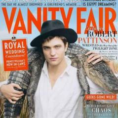 Robert Pattinson ... Il brave le danger pour Vanity Fair (photos)