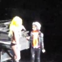 Lady Gaga ... Son duo live avec Maria Aragon sur Born This Way (vidéo)