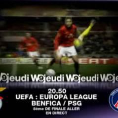 Ligue Europa 2011 ... bande annonce vidéo EN PORTUGAIS de Benfica/PSG