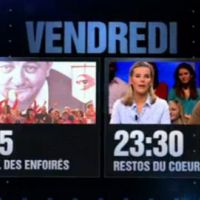 TF1 et sa soirée spéciale ''Enfoirés'' ce soir ... VIDEO