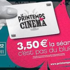 Printemps du Cinéma 2011 ... C'est parti jusqu'à mardi