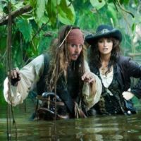 Pirates des Caraïbes la Fontaine de Jouvence ... VIDEO de Johnny Depp et Penelope Cruz