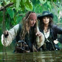 Pirates des Caraïbes la Fontaine de Jouvence ... VIDEO de Johnny Depp et Penelope Cruz
