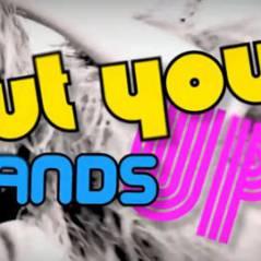 Kylie Minogue ... Le clip de Put Your Hands Up (VIDEO)