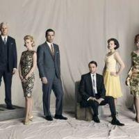 Mad Men saison 5 ... pas avant mars 2012 ... aux US