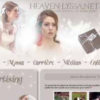 Le site du jeudi ... interview de Dark Phoebe (Heaven-Lyssa.net)