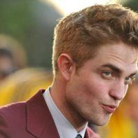 Robert Pattinson ... Il porte de vieux caleçons ... pour le film Water for Elephants