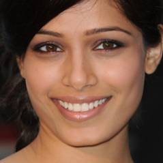 Freida Pinto ... elle lache son secret de beauté