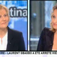Lapsus ...le buzz de Nadine Morano qui confond Renault avec Renaud (vidéo)