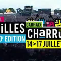 Pluie d'étoiles sur les Vieilles Charrues 2011 ... VIDEO