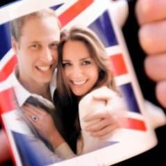 PHOTOS ... Mariage du Prince William et de Kate Middleton ... les sachets de thé
