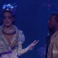 Katy Perry et Kanye West ... E.T en live, c'est impressionnant (vidéo)