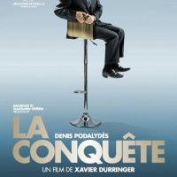 La Conquête ... Une affiche provoc pour le film sur Nicolas Sarkozy (PHOTO)