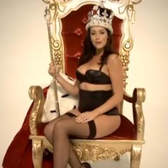 Kate Middleton nue ... Katie Green, son sosie coquin s'effeuille (VIDEO)