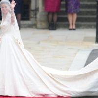 Robe de mariée de Kate Middleton : juste Féerique (VIDEO)