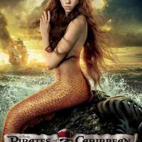 Astrid Berges-Frisbey : la sirène sexy de Pirates des Caraïbes 4 sur les podiums (VIDEO)