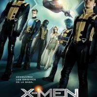 X-Men : Le Commencement ...l'affiche française (photo)