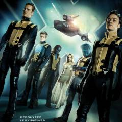 X-Men : Le Commencement ...l'affiche française (photo)