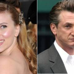 Sean Penn ... Il a rayé Naomi Watts de sa vie pour Scarlett Johansson