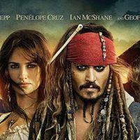 Pirates des Caraïbes 4 ... l'arrivée remarquée de Penelope Cruz (VIDEO)