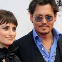 Pirates des Caraïbes 4... Johnny Depp donne des détails sur son baiser avec Pénélope Cruz